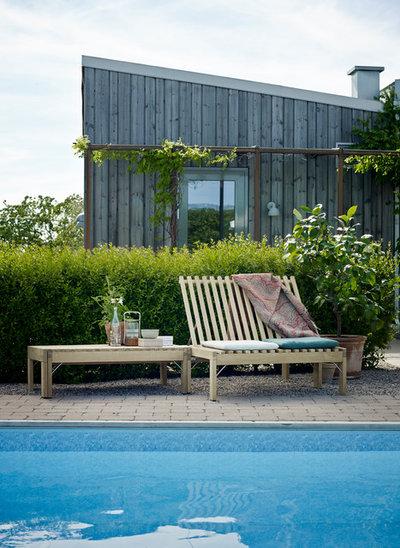 Skandinavisch Pools By HolzDesignPur