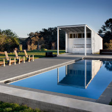 Farmhouse Pool by Turnbull Griffin Haesloop