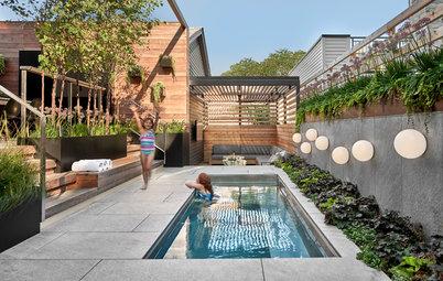 Un nuevo patio le cambia la vida a una familia de Chicago