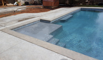 Sonrise Gunite Pool for Tulsa Showcase
