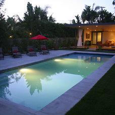 Asian Pool by Drayton Design