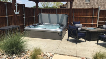 Southern Leisure Spa Installs