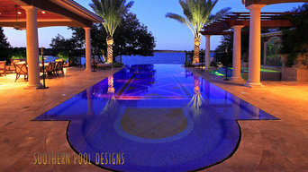 Southern Pool Designs - pool and spas
