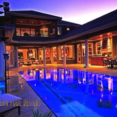 southern pool designs pool and spas