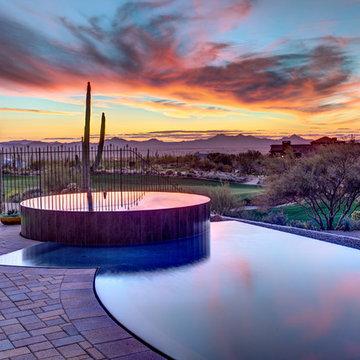 Southwest Contemporary Desert Oasis