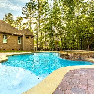 Spa Pool House