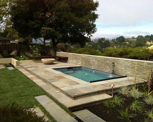 Spool pool houzz for 50000 pool design