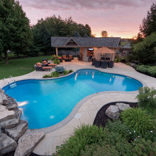 Contemporary Pool by Betz Pools Limited