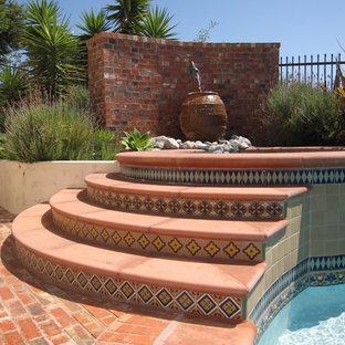 Spanish Deco Pool