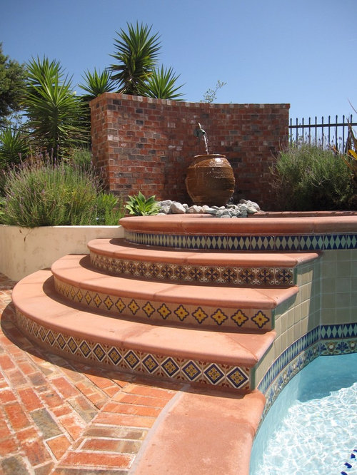 Save email Swimming pool decorative tiles