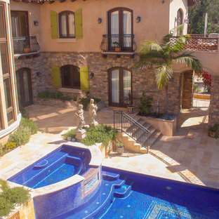 SPANISH STYLE HOUSE IN TUSTIN, CA