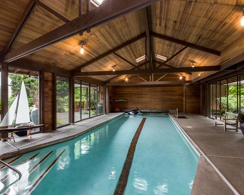 Indoor Pool Design Ideas, Remodels & Photos