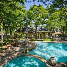 Traditional Pool by Curb Appeal Renovations