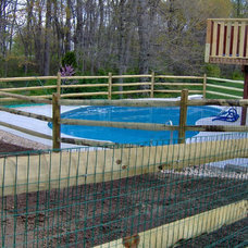 Traditional Pool by Dreamwork Home Improvements