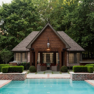 Stanfield Pool House