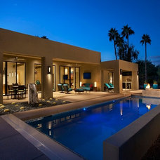 Contemporary Pool by Identity Construction