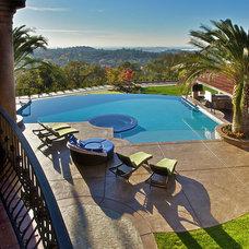 Tropical Pool by Western Aquatech Pools, Inc.