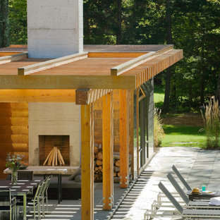 Stowe, Vermont Pool House