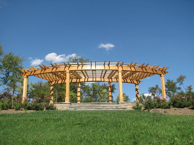 Outdoor for Plusen landscape architects
