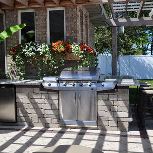 Streator - Outdoor Living Space with Inground Pool & Pergola