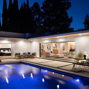 Studio City- Mid Century Modern Backyard