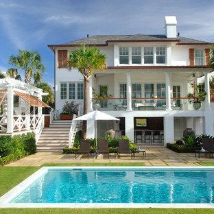 Sullivans Island Beach House with Island Influence - Pool