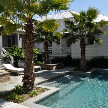 Sullivans Island New-Old House - Pool