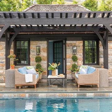 Summit Pool House