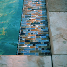 Modern Pool by Sunderland Brothers Company