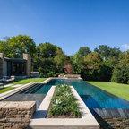 Carla Ridge Trousdale Estates Modern Pool Los