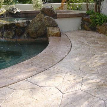 Super-Krete Pool Decks