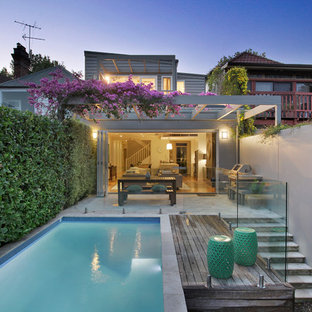 Superb architecturally designed home with pool in Annandale