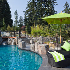Pacifica landscape works inc surrey bc ca v3s 2x5 for Piscine 2x5