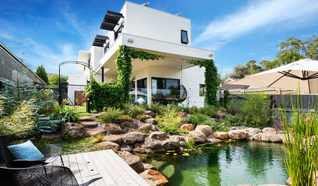 Houzz Tour: Modernism Meets Ultra-Sustainability in Melbourne