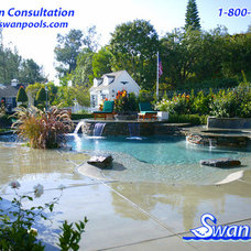 Pool by Swan Pools Southern California
