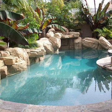 Swan Pools | Swimming Pool Company | Aesthetics | Stone