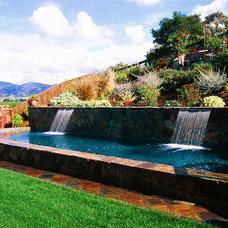 Modern Pool by Swan Pools