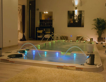 Swim & Exercise Spas