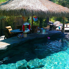 Natural Design Swimming Holes & Waterfalls - Swimming Pool ...
