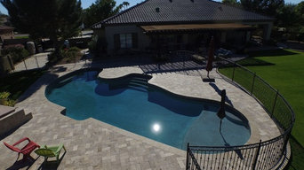 Swimming Pool and Backyard Overhaul