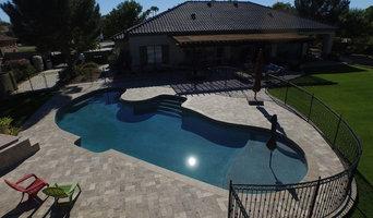 Best 25 swimming pool builders in phoenix metro area houzz - Swimming pool contractors phoenix az ...