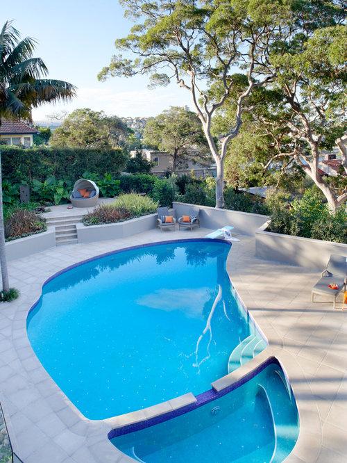Kidney Shaped Pool Design Ideas Renovations Photos