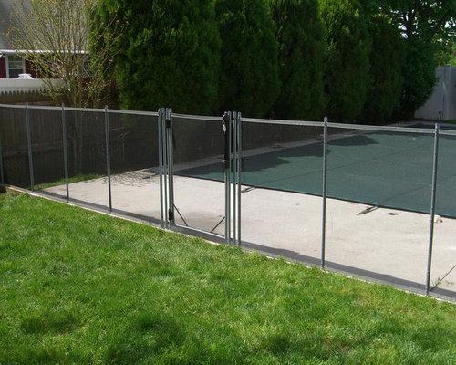 Removable Pool Fence removable pool fence | houzz