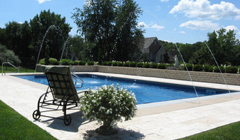 Swimming Pool/Landscape Design--Crystal Lake, IL
