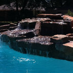 Bohemian Sanctuary Traditional Pool New York By