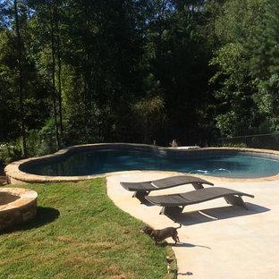 Swimming Pool Project Lilburn