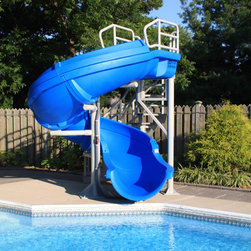 Swimming Pool Slides -
