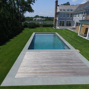 Swimming Pool w/ Teak Patio