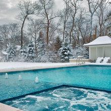 Winter pools