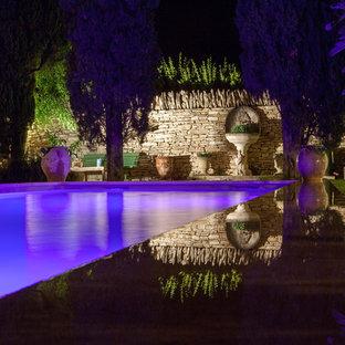 Swimming pools, pool copings, pool decks & pool fountains
